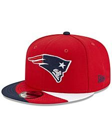 New England Patriots Curve 9FIFTY Cap