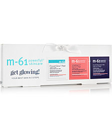 m-61 by Bluemercury 13-Pc. Get Glowing! Skincare Set
