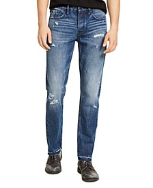 Men's Slim-Straight Rigid Jeans