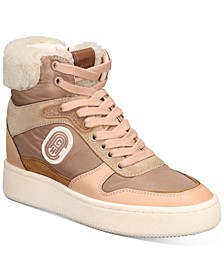 Women's C220 High-Top Sneakers