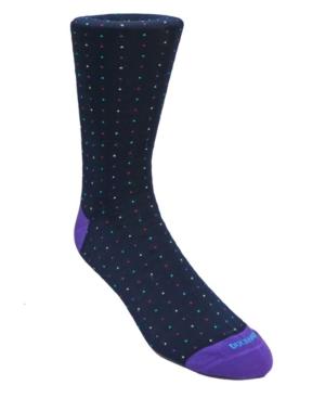 Men's Dot Dress Sock