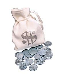 Bankers Bag of 1943 Lincoln Steel Pennies