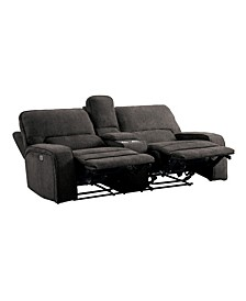 Elevated Power Recliner Loveseat