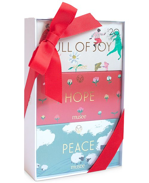 Musee 3-Pc. Soap Trio Gift Set