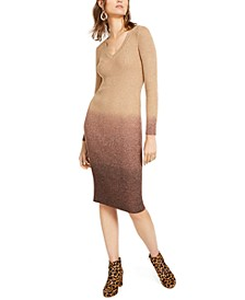 INC Ombré Sweater Dress, Created for Macy's