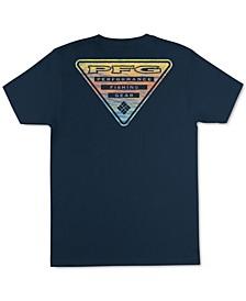 Men's Cassel PFG Triangle Logo Graphic T-Shirt