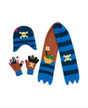 Kidorable Big Boy Pirate Knitwear Set