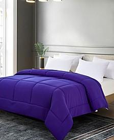 Reversible Down Alternative Twin Comforter