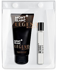 Receive a FREE 2-Pc with any large spray purchase from the Legend & Montblanc Explorer Fragrance Collection