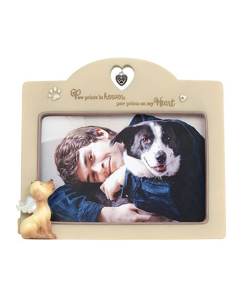 Enesco Dog Bereavement Photo Frame