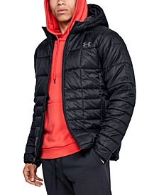 Insulated Hooded Training Jacket
