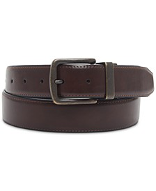 Men's Casual Belt, Created for Macy's