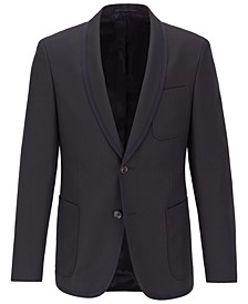 BOSS Men's Nihen Slim-Fit Jacket