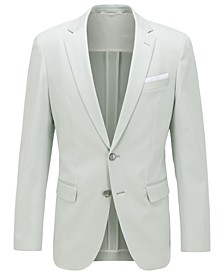 BOSS Men's Hartlay Slim-Fit Blazer