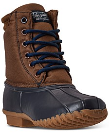 Little Boys Addison Duck Boots from Finish Line