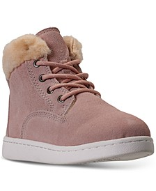Little Girls Danica Sneaker Boots from Finish Line