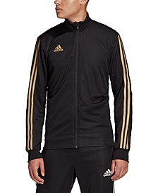 Men's Tiro Metallic Track Jacket