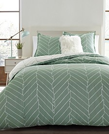 Ceres Full/Queen Duvet Cover Set