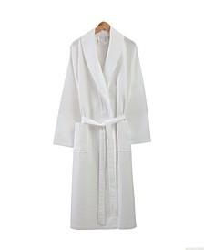 Waffle Unisex Bath Robe