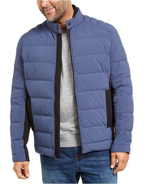 Michael Kors Men's Big & Tall Essex Down Jacket
