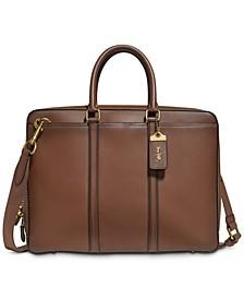 Men's Metropolitan Slim Leather Briefcase