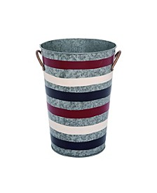 4th of July Patriotic Bucket
