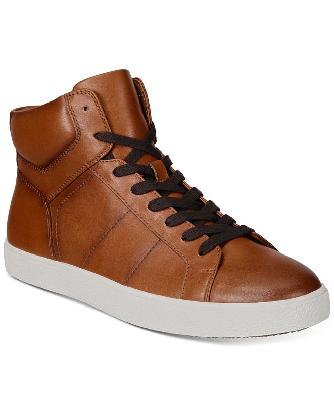 KINGSIDE Men's George High-Top Sneakers