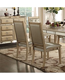 Voeville Side Dining Chair, Set of 2