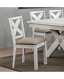 Apollo Side Dining Chair, Set of 2