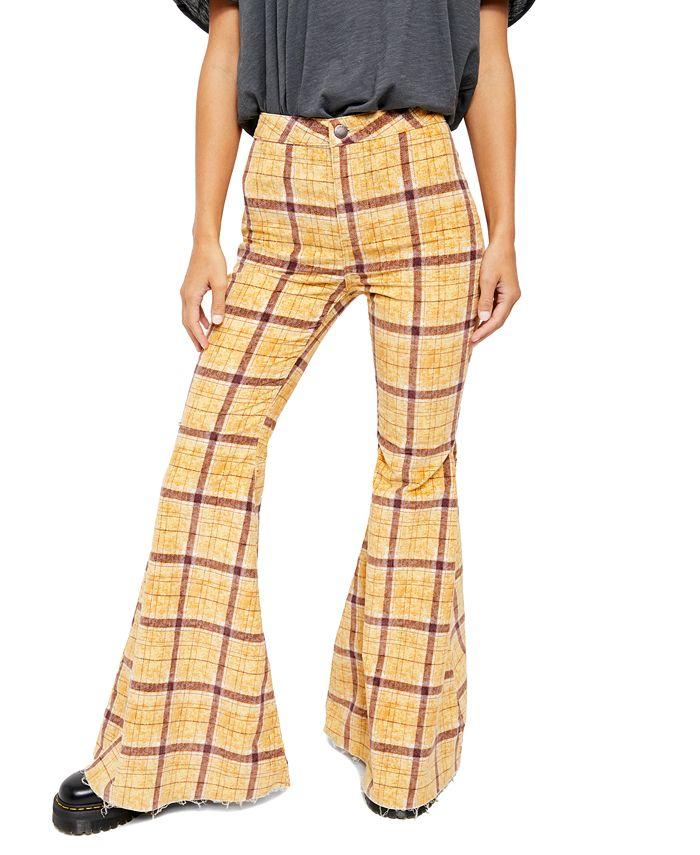 Free People - Just Float On Corduroy Flare Pants