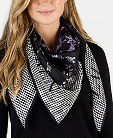 Nicki Silk Square Scarf