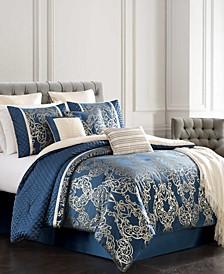 Barberton 14-Pc. California King Comforter Set