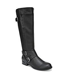 Fallon High Shaft Boots
