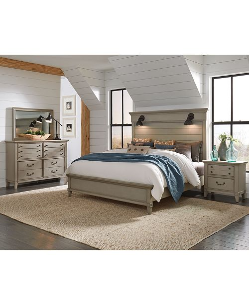 Furniture  Sausalito Bedroom Collection