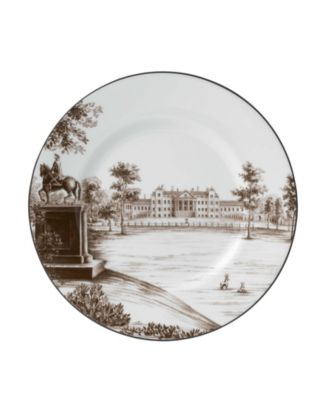 Parkland Accent Plate Stowe House