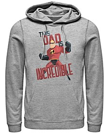 Men's The Incredibles This Dad, Pullover Hoodie