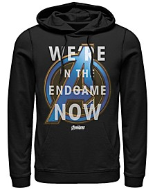Men's Avengers Endgame We're in the Game Now, Pullover Hoodie