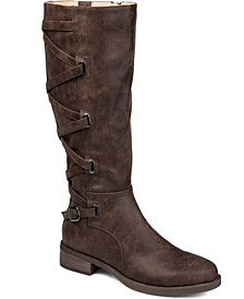 Women's Wide Calf Carly Boot