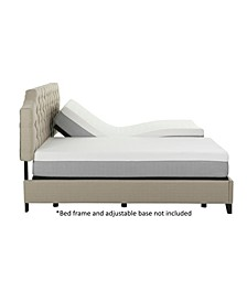 "10"" Smart Foam Eastern King Split Mattress"