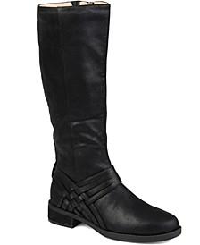 Women's Extra Wide Calf Meg Boot