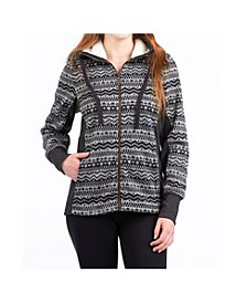 Nordic Hooded Sweater