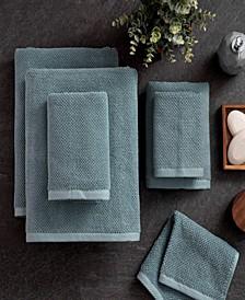 Textured Franklin 6-Pc. Cotton Towel Set