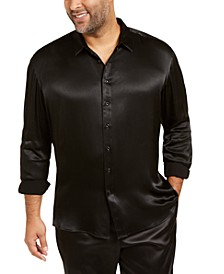 INC Men's Big & Tall Eddie Shirt, Created for Macy's