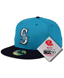 Seattle Mariners Retro Classic 59FIFTY-FITTED Cap