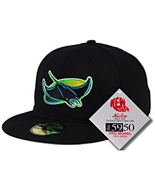 Tampa Bay Rays Retro Classic 59FIFTY-FITTED Cap