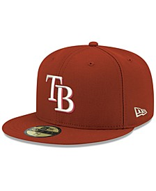 Tampa Bay Rays Re-Dub 59FIFTY-FITTED Cap