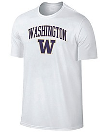 Men's Washington Huskies Midsize T-Shirt