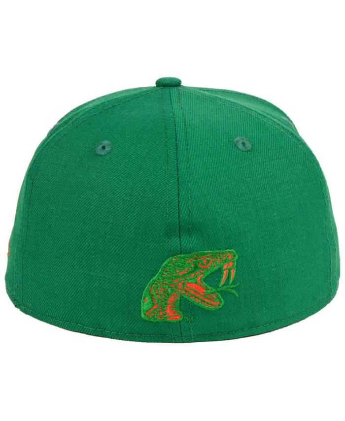 New Era Florida A&M Rattlers AC 59FIFTY-FITTED Cap & Reviews - Sports Fan Shop By Lids - Men - Macy's