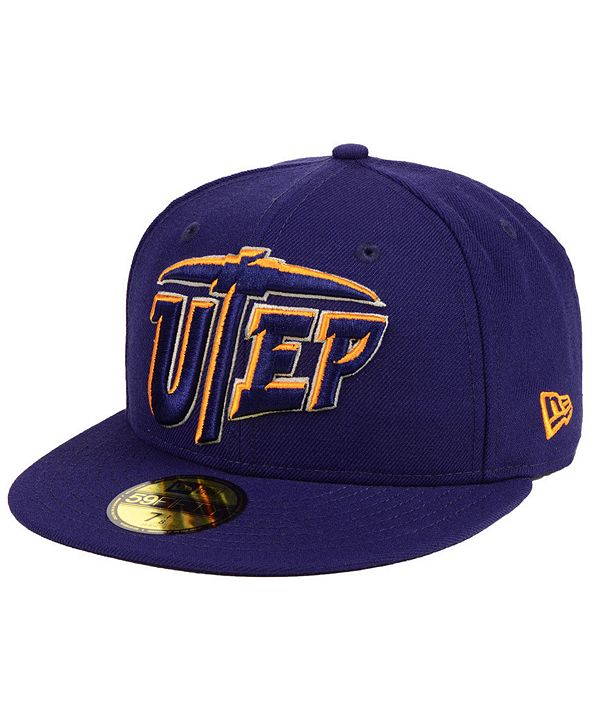 New Era UTEP Miners AC 59FIFTY-FITTED Cap
