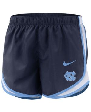 Nike Women's North Carolina Tar Heels Tempo Shorts
